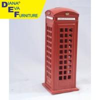 Mainan / Miniatur Telepon London (HAC-31)