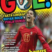 Buku Gol, Fakta Lengkap Sepak Bola & Piala Dunia + Poster