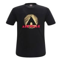 Kaus Gaul Airwalk Black T shirt, Short sleeve shirts