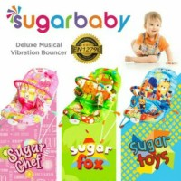 Jual Baby bouncer singing froggy murah, bouncer sugar baby murah Murah