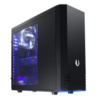 BitFenix Shadow Window Black Blue LED Mid Tower ATX Gaming Case