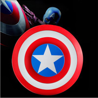 Jual The Avengers Iron Man Fidget Spinner Captain America Shield Murah