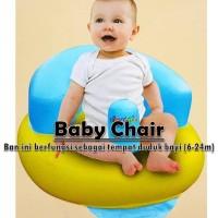 Kursi Tiup Bayi Baby Grow Inflatable Safety Chair/ Portable Baby Chair