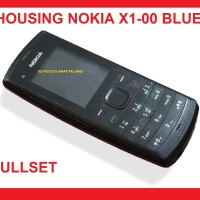 Casing / Cassing / Housing Nokia X1-00 + Keypad (702041)