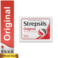 harga Strepsils Pelega Tenggorokan Original - 4 Sachet Tokopedia.com