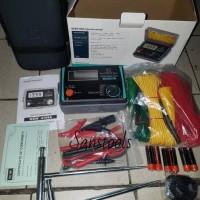 earth tester / grounding tester KYORITSU 4105A