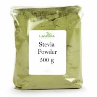 Jual Serbuk Daun Stevia Murni 500 g Bubuk Daun Manis Alami Pengganti Gula Murah