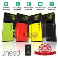 Jual UNEED PowerBank 12000mah Quick Charge 3.0 Dual USB Port QuickBox12 Murah