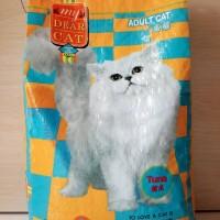 gojek my dear cat tuna 8kg freshpack / MDC makanan kucing / felibite