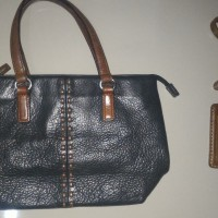 Bundling ID Card Abekani NBU + tas Fossil Preloved
