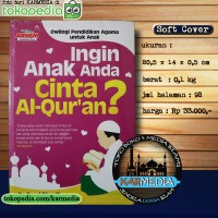 Ingin Anak Anda Cinta Al Quran - Alquran ? - Aqwam - Karmedia