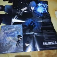 Jual PS4 Final Fantasy XV Deluxe Edition Reg3 bonus poster & keychain Murah