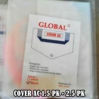 Cover AC (Plastik Service AC) 1.5 PK - 2.5 PK