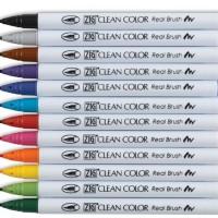 Jual Kuretake Zig Clean Color Real Brush Pen Murah