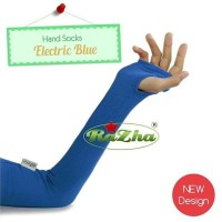 HANDSOCK ELECTRIC BLUE