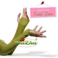 HANDSOCK PASTEL GREEN
