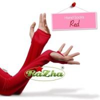 HANDSOCK RED