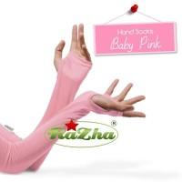 HANDSOCK BABY PINK