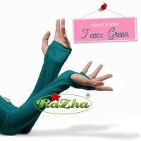 HANDSOCK TOSCA GREEN
