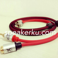 Kabel Rca Vox Research Red Edition 2,5m