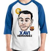 RAGLAN XAVI 02 - FOOTBALL PLAYER ORDINAL APPAREL