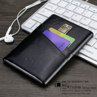 Jual Premium Leather BB Blackberry Passport IMAK Wallet Hardcase case Kulit Murah