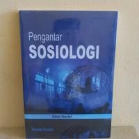 PENGANTAR SOSIOLOGI - KAMANTO