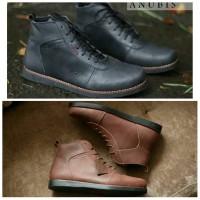 Sepatu Boots Pria Kulit Bradleys