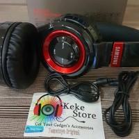 Headset Bluetooth Samsung SM-138 Earphone Stereo DJ
