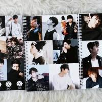 Jual custom buku kpop -EXO-infinite-2PM Murah