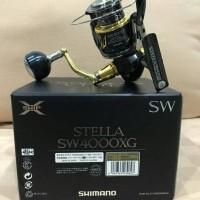 Shimano STELLA SW 4000 XG