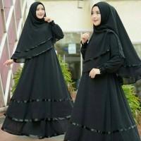 Gamis Syari Ori Sesuai Foto / Baju Muslim Wanita 21