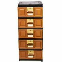 Jual lemari plastik, lemari pakaian, lemari paci napolly STB 500 Murah