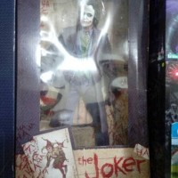 "JOKER batman dark knight 18"" neca"
