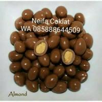 Jual coklat drages almond/mete gantinya delfi mete almond 500gram Murah