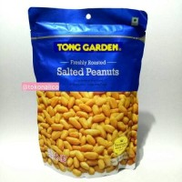 TONG GARDEN SALTED PEANUTS 400GR