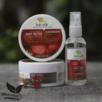 Jual 3in1 Mist Butter Scrub Bali Ratih / mist Baliratih (bisa mix) Murah