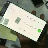 SAMSUNG S7 Edge single bekas / second