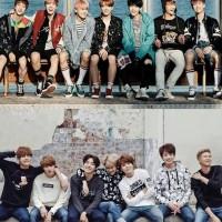 Jual custom poster kpop -BTS -Infinite -Got7 -EXO -2PM Murah