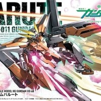 Bandai Original HG 1/144 Gundam 00 oo Harute bisa jadi pesawat
