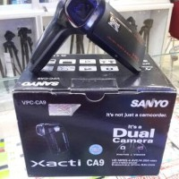 CAMERA SANYO XACTI VPC-CA9 WATERPROOF HITAM