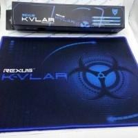 Jual Mousepad Gaming Rexus Kvlar T2 (440x350x4mm) Murah