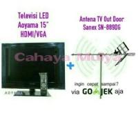 Televisi LED Aoyama 15