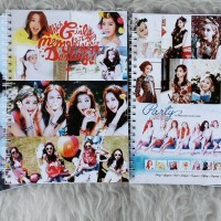 Jual custom buku kpop -A Pink -Girls Day -SNSD Murah