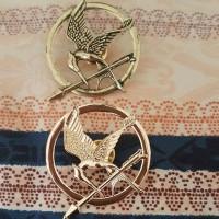 Jual Hunger Games pin Murah