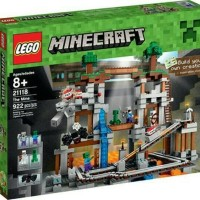 Lego Minecraft 21118 - The Mine