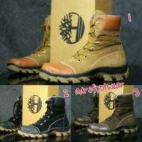 SEPATU Timberland boots safety premium bandung murah