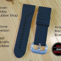 28mm SevenFriday Rubber Strap Clone Version Special Design Tali Jam