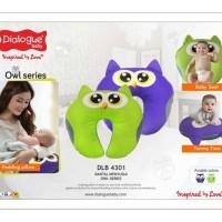 Dialogue Nursing pillow bantal menyusui high quality cute OWL