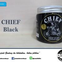 Jual Pomade Chief Black Waterbased Murah